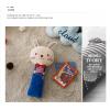 พร้อมส่ง :: ตุ๊กตาหุ้มเบลท์ กระต่าย ขายเป็นคู่
