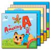 หนังสือเด็ก หนังสือเสริมพัฒนาการ ชุดสนุกกับ Phonics 1 ชุดมี 5 เล่ม