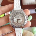 นาฬิกาข้อมือ Coach 14502092 Boyfriend Small 34MM Rubber Strap Watch