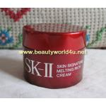 SK-II skin signature melting rich cream 13 g. (ขนาดทดลอง)