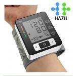 เครื่องตรวจชีพจรวัดความดันโลหิต แบบพกพารุ่น HAZU W133 Digital Automatic Wrist Blood Pressure Pulse Monitor Heart Beat Meter Measure