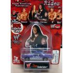 โมเดลรถสเกล 1:64 ลาย The Undertaker (ดิ อันเดอร์เทคเกอร์)