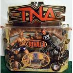 Christopher Daniels & Homicide (คริสโตเฟอร์ แดเนียล & โฮมิไซด์) Marvel TNA Rivals 2 pack