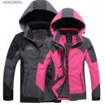 หลากสี!! เสื้อหิมะ เสื้อฮูดhoodกันหนาว ป้องกันแดด กันน้ำ หิมะ OD No.38 40 42 44 46 48