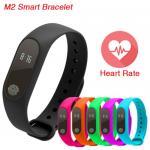 HAZU M2 SMARTBAND วัดอัตราการเต้นหัวใจ วัดก้าวเดิน วัดแคลอรี่