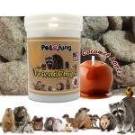 PetsJunG - Friend Chips (Caramel Apple) ขนม สำหรับสัตว์เลี้ยงลูกด้วยนมและนก (50g./200g.)