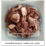 อาหารกระป๋องเปลือยขนาด 400 กรัม เนื้อปลาซาดีนท่อนในทูน่าบด ในเจลลี่ แพค 20ก.ป.(ราคารวมจัดส่งค่ะ)