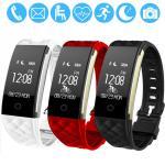 HAZU Smart Bracelet S2 นาฬิกาวัดอัตราการเต้นหัวใจ ปั่นจักรยาน ทุกกิจกรรม สายรัดข้อมือ S2 Heart Rate Watch Wristband Sport Fitness Track