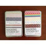 Masking Sticker Set_Basic&Fabric