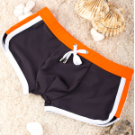 Gray and orange Size M