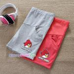 กางเกงคลุมท้อง ลาย Angry Birds SIZE M : สีแดง รหัส PN084-2