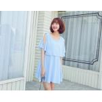 สีฟ้า ไซค์ M