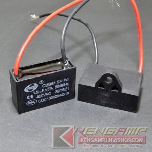 1.5uF/450V CBB61 SENJU