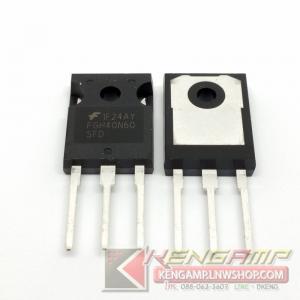 FGH40N60SFD IGBT 40A 600V FAIRCHILD