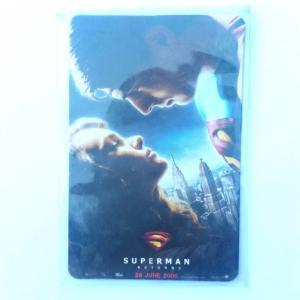SUPER MAN RETURNS 2006