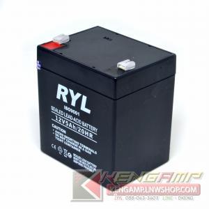 แบตเตอรี่แห้ง 12V 5Ah RYL