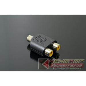 Adapter RCAx2 to RCA