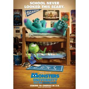 เกี่ยวกับ หนังเรื่อง Monster University