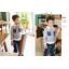เสื้อผ้าเด็ก ชุดเด็กขายส่ง : เสื้อเชิ้ตเด็กผู้ชาย สีขาว ชมพู ฟ้า thumbnail 6