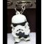 Storm Trooper minifigure Star War Keychain thumbnail 1