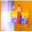 ไฟห้องเด็ก Night Light Shimmering Butterfly (ส่งฟรี) thumbnail 1
