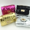 B028 Metallic Mini Phone Bag