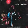 Cream - Live Cream Volume I  1lp