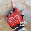 ถุงมือ ML03 - Red - Free size