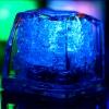 โคมไฟรูปก้อนน้ำแข็ง