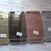 เคส Huawei ALek 4G Plus (Honor 4X) ขอบ+ฝา สีเงาโครเมี่ยม