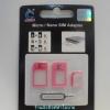 Micro / Nono Adapter