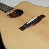 กีต้าร์โปร่ง ไฟฟ้า Guitar JUMBOOOOO รุ่น Top Solid Spruce