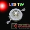 LED 1W สีแดง 100-110LM