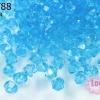 คริสตัลพลาสติก สีฟ้า 5 มิล (1ขีด/100กรัม)
