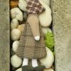 ตุ้งติ้งน้องซู ใช้ห้อยกระเป๋า เป็นพวงกุญแจ น่ารักสไตล์ญี่ปุ่นค่ะ ทำจากผ้าทอญี่ปุ่นย่างดี ขนาด ยาว 12 ซม