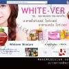 ผลงานออกแบบแฟนเพจเว็บ white-ver จำหน่ายครีมหน้าขาวครีมมะหาด สนใจ ออกแบบ แฟนเพจติดต่อ 085-022-4266