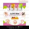 ผลงานออกแบบป้ายสินค้า Clear wax รับออกแบบป้ายติดต่อเรา สนใจออกแบบป้ายติดต่อเรา ติดต่อเรา สนใจติดต่อ085-022-4266