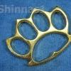 สนับมือ ชุบทอง ขนาดเล็ก 3 1/2 x 3 นิ้ว