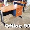 """โต๊ะทำงาน 120 CM """"เมลามีน"""""""