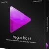Sony Vegas Pro 14 Build 252 โปรแกรมตัดต่อวีดีโอ ล่าสุด Apr2017