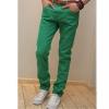 กางเกงแฟชั่น สไตล์เกาหลี สีเขียว