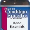(USA) Swanson Bone Essentials 120 แคปซูล เสริมสร้างกระดูกให้แข็งแรงด้วยสารอาหารบำรุงกระดูกสูตรครบถ้วน ด้วยแคลเซียมผสมจมูกถั่วเหลือง คุณภาพ อย. จาก USA