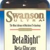 Swanson BetaRight Beta Glucans 250 mg 60 capsules เบต้ากลูแคน เสริมสร้างภูมิคุ้มกัน เพิ่มภูมิต้านทาน