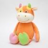 ของเล่นเสริมพัฒนาการ ตุ๊กตา วัว บีบแล้วมีเสียง ใช้เป็น ของเล่นเด็ก ของเล่นเสริมทักษะ (ส่งฟรี)