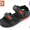 รองเท้ารัดส้น ADDA แอดด๊า รหัส 2N36 สีดำ เบอร์ 4-9