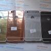 เคส Huawei P8 Lite ขอบ+ฝา สีเงาโครเมี่ยม