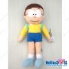 """เพื่อนโดเรมอน ตุ๊กตา โนบิตะ ผ้าทีเอฟ (ไม่มีขน) M-14"""""""