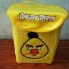 ตะกร้าใส่ของ Angry bird สีเหลือง