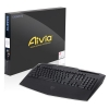 CM005 USB Keyboard GIGABYTE (K8100) Gaming Black มีไฟ