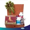 MEGA We Care Set สำหรับบำรุงสมอง เสริมความจำ ต้านความเครียด ซึ่งมีทั้ง Ginsomin, Gilomax, และ Nat B